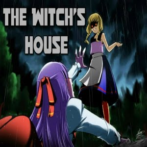 The Witch's House Showposter