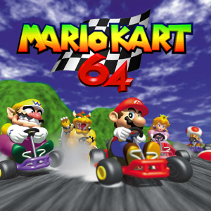 video game memories mario kart 64 the rif files. Black Bedroom Furniture Sets. Home Design Ideas