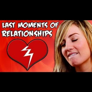 Last Moments of Relationships