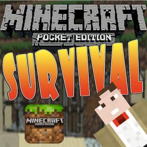 Minecraft Houses on Minecraft Pe Survival   Youtube