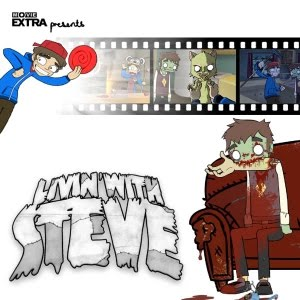 Livin With Steve (Animated Zombie Cartoon)