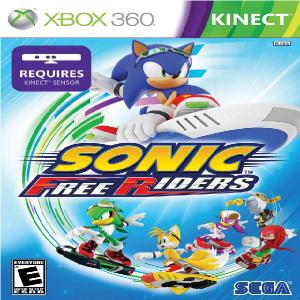youtube sonic riders music video: