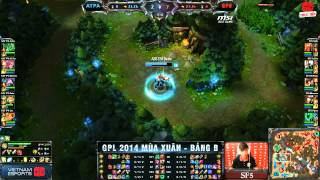[10.03.2014] ATPA VS SF5 [GPL Xuân 2014]