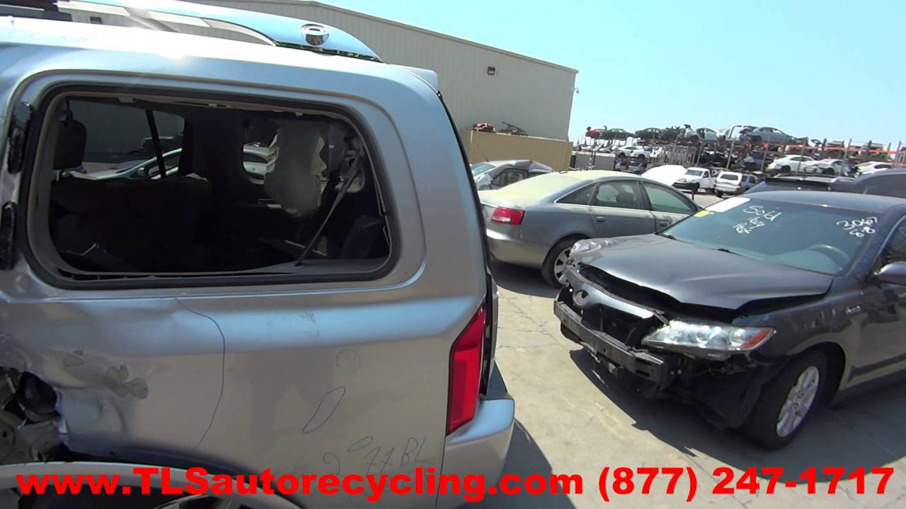 maxresdefault parting out 2008 infiniti qx56 stock 6277bl tls auto recycling  at n-0.co