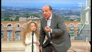 """Irene Citarrella A """"i Fatti Vostri"""" (2/12/2010)"""