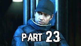 Watch Dogs Gameplay Walkthrough Part 23 Bedbug (PS4