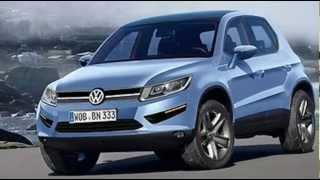 2016 Volkswagen Polo SUV Preview Baby Tiguan To Nissan
