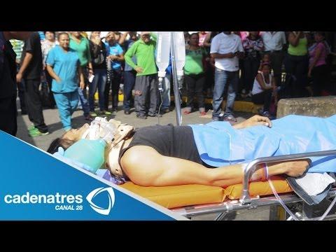 Caos, violencia y desesperación en Venezuela / violence and despair in Venezuela