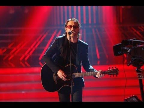 Tu Cara Me Suena - Carlos Santos imita a Bono de U2
