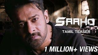 Saaho Tamil Teaser