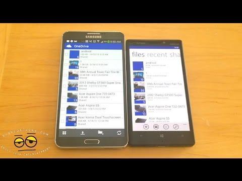 Microsoft OneDrive Hands-on