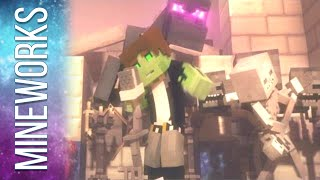 """♫ """"Villagers"""" - A Minecraft Parody Song of """"Sugar"""" By Maroon 5 (Music Video) Animation - Duration: 3:32."""