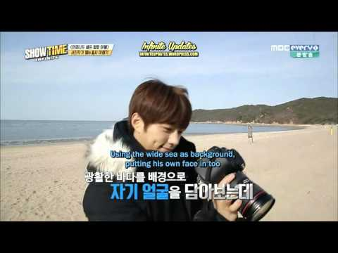 [ENG-SUB] 160128 MBC INFINITE Showtime Ep. 8 (Part 1 of 2)