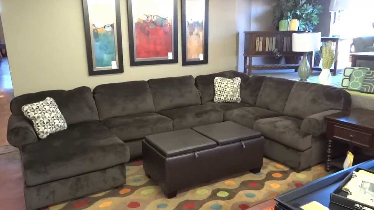 Ashley Furniture Jessa Place Sectional 1280 x 720
