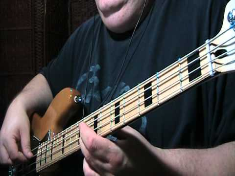 Michael Jackson Paul McCartney Say Say Say Bass Cover