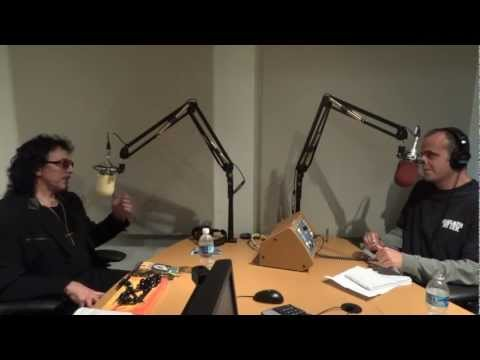 Part 4 Black Sabbath's Tony Iommi & HPR's Dave Lawrence