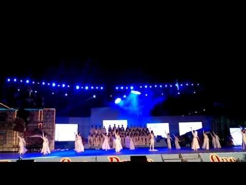 Cebu Sinulog Festival 2014: The Grand Finale Part 1