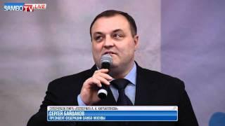 Суперкубок мира Мемориал А. А.Харлампиева-2011 Открытие