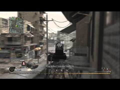 46-6 Team Deathmatch - COD4 BABY!