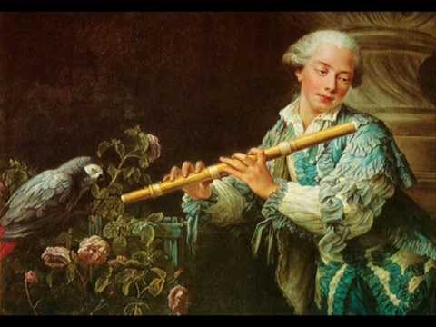 G.Ph. Telemann: Paris Quartet No. 3 in G major (1/2)