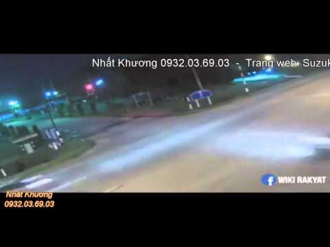 Mọi người cẩn thận khi chạy xe ban đêm nhé