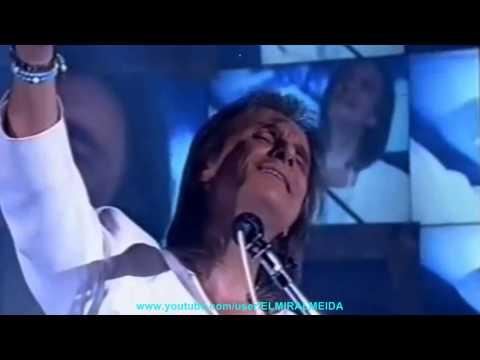 ROBERTO CARLOS - AMOR SEM LIMITE 2000 (Lançamento no Faustão CD homenagem a Maria Rita) - HD