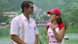 Preity Plays Prank On Arjun Rampal Dil Hai Tumhara Scene