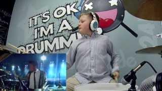 Kid Drummer Amazing Bruno Mars Super Bowl Halftime Show
