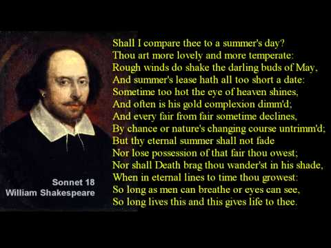 "sonnet 18 and 130 essay Analysis and interpretation of william shakespeare's ""sonnet 130"" - julia esau - essay - english language and literature studies - literature - publish your."