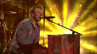 Coldplay - koncert z Madridu