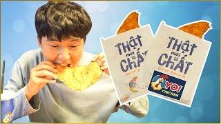 Review GÀ CAY NỒNG NÀN VÀ GÀ XÍ MUỘI tại YO! CHICKEN | Yo! Chicken - Gà Take Away