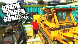 GTA 5 Funny Moments #123 With The Sidemen (GTA V Online Funny Moments)