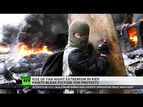 Ukraine Turmoil: Far-right radicals on the rise amid violence in Kiev