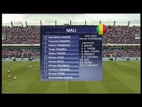 Croatia 2 - 1 Mali | Highlights | Friendly Match
