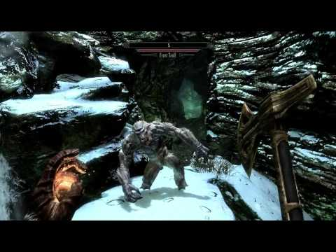 The Elder Scrolls V: Skyrim Gameplay Demo Part 2