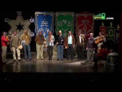 Coronados los Reyes Magos y la Estrella de la Cabalgata de Gines 2015