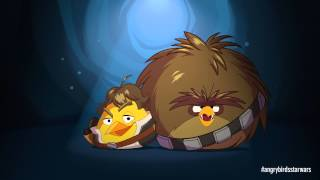 Angry Birds Star Wars: Han Solo & Chewie Exclusive