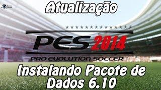 Atualização PES 2014 PC / Instalando Pacote De Dados
