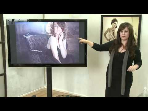 Introduction - Glamour Photography with Sue Bryce