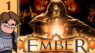 Let's Play Ember Part 1 - Coren & The Crypt (pc Gameplay)