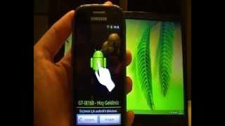 Samsung Galaxy Ace 2 Jb'den Gb'ye Dönme