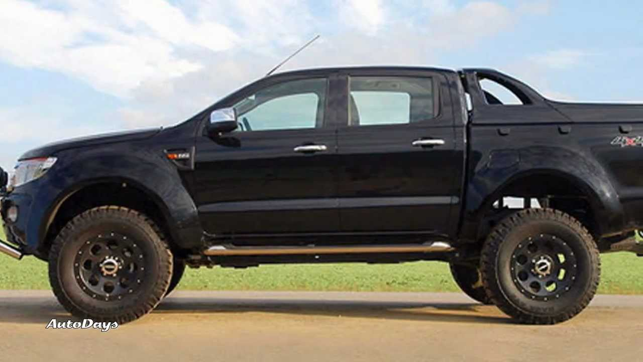 2013 ford ranger kentros by delta 4x4 youtube. Black Bedroom Furniture Sets. Home Design Ideas