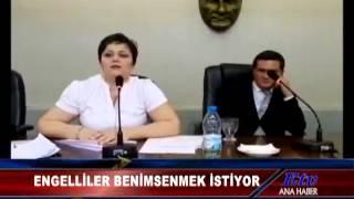 ENGELLİLER BENİMSENMEK İSTİYOR