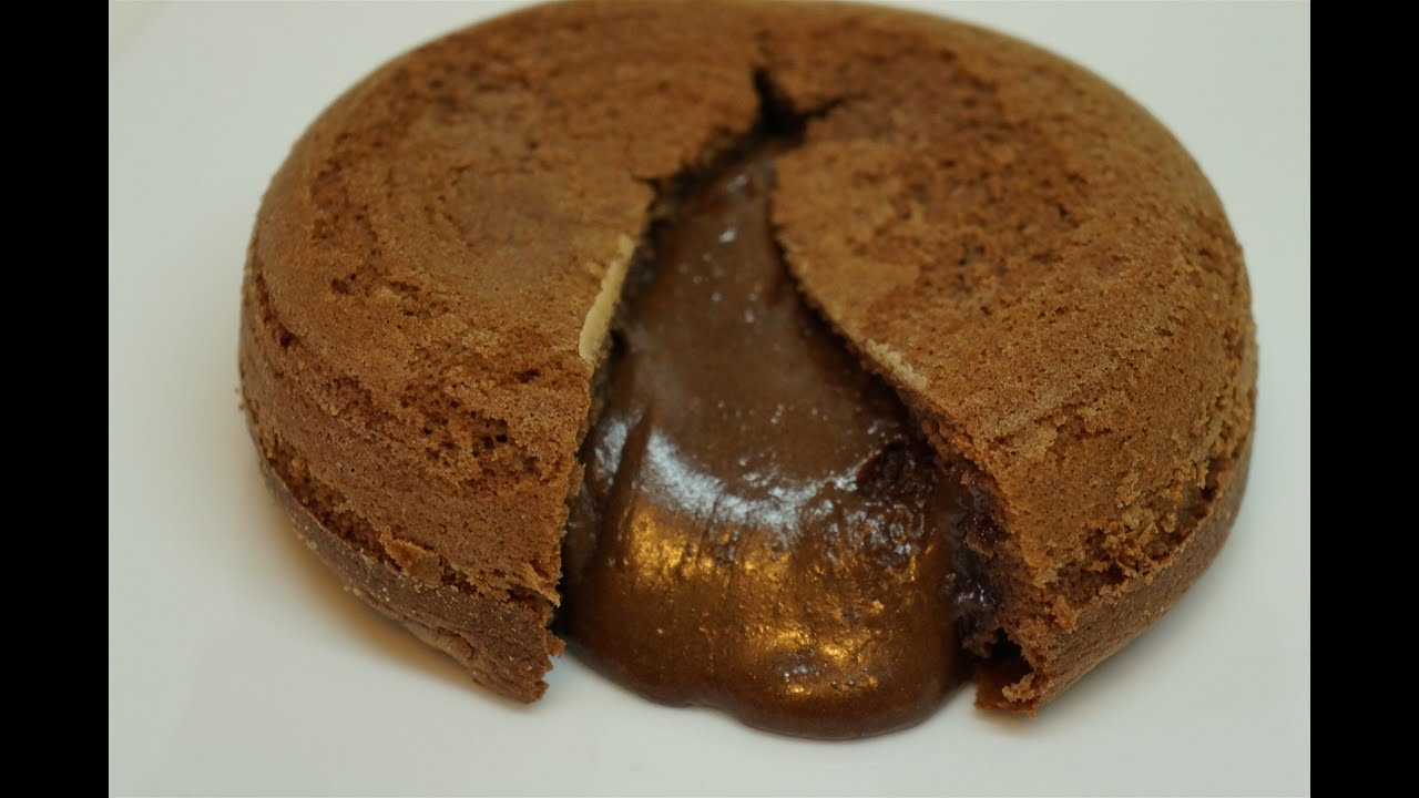 fondant au nutella inratable cuisinerapide