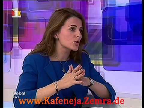 Citaku - Ministre e Integrimeve Evropiane - YouTube