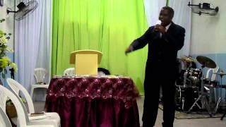 Pastor Francisco Pregação: Naamã é Curado Da Lepra