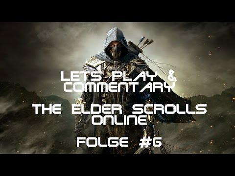 The Elder Scrolls Online Gameplay #6 PVP Massenschlachten