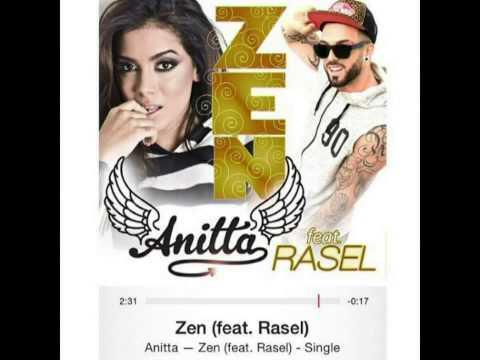 Anitta - Zen feat. Rasel (ESPANHOL)