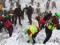 Raw: Italy Continues Avalanche Survivor Search