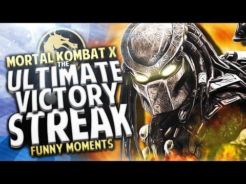 Mortal Kombat X Funny Moments - CHAOS vs #GOONSQUAD!! ULTIMATE WIN STREAK!